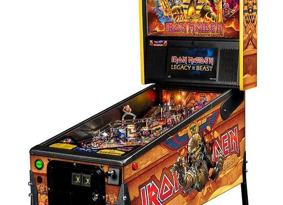 Buy Iron Maiden Premium Pinball Machine by Stern Online $74999 at Orange County Pinballs