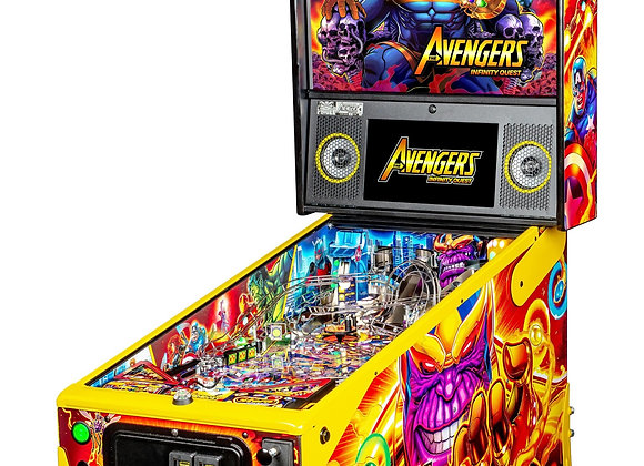 Buy Avengers: Infinity Quest Limited Edition Pinball by Stern Online at Orange County Pinballs