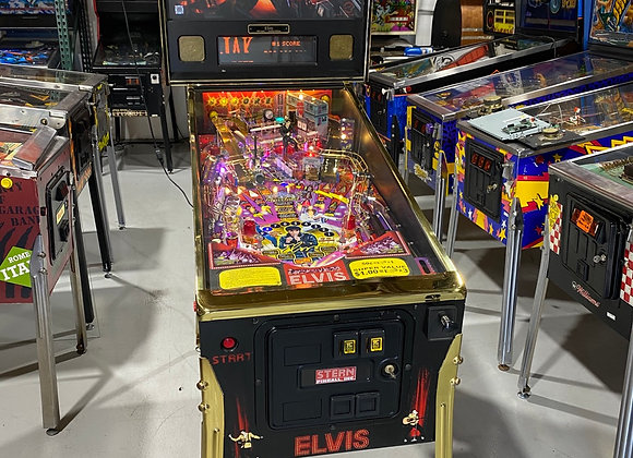 Elvis Gold Limited Edition by Stern
