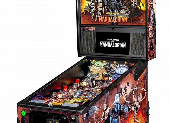 Buy The Mandalorian Premium Pinball Machine by Stern On Sale at Orange County Pinballs