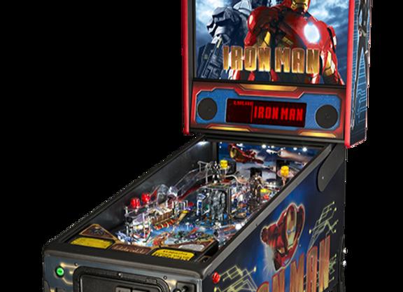 Buy Iron Man Pro Vault Edition Pinball Machine by Stern Online at Orange County Pinballs