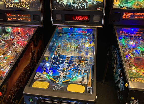Tron Legacy Pro Edition pinball machine