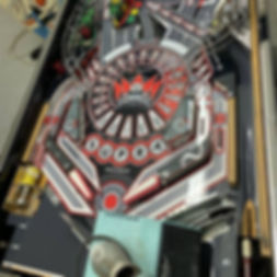 Toyota Supra Pinbal Super Bowl Daytona 500 | Orange County Pinballs