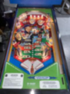 BASF Custom Pinball Machine Playfield Pest World 2019