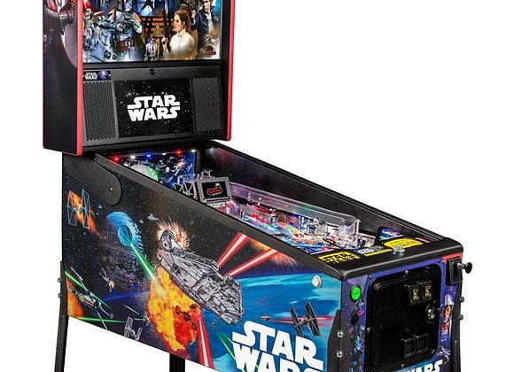 Buy Star Wars Pro Edition Pinball Machine by Stern Online $5799 | Orange County Pinballs
