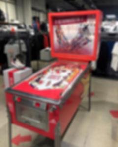 Adidas Ultraboost Pinball Machine | Orange County Pinballs