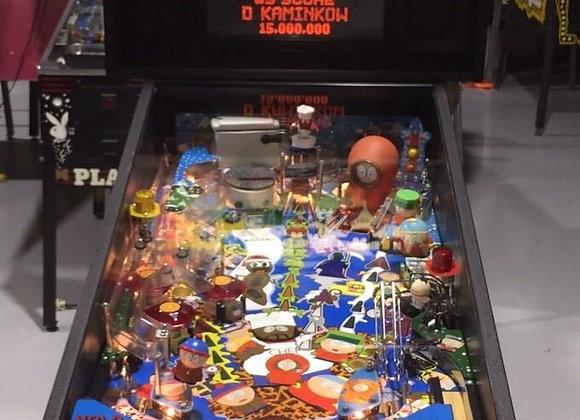 South Park Pinball Machine Sega   Orange County Pinballs