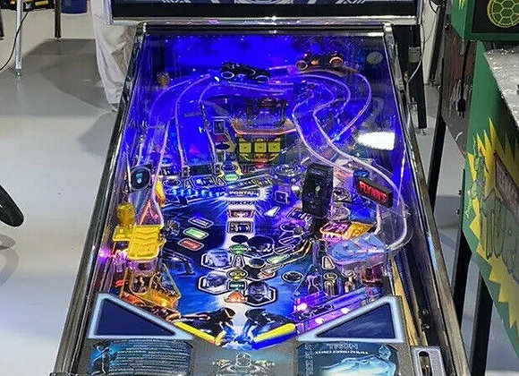 Buy Tron Limited Edition Pinball Machine by Stern Online at Orange County Pinballs