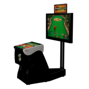 Power Putt Arcade Machine | Orange County Pinballs