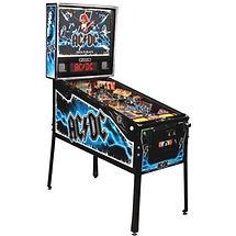 AC/DC Back in Black Pinball Orange County Pinballs