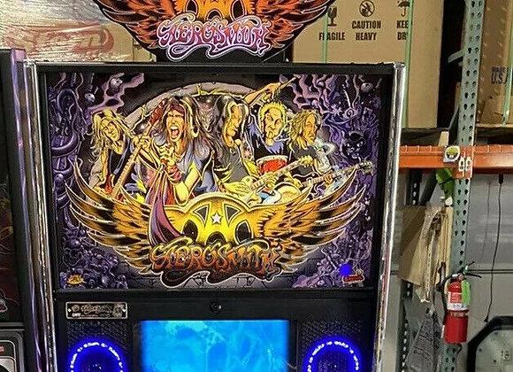 Buy Aerosmith Limited Edition Pinball by Stern Online at Orange County Pinballs
