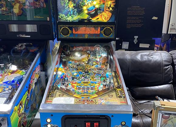 Judge Dredd Pinball Machine by Williams