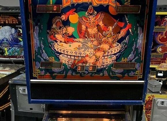 Buy Lasercue Pinball Machine by Williams Online at $3299 | Orange County Pinballs