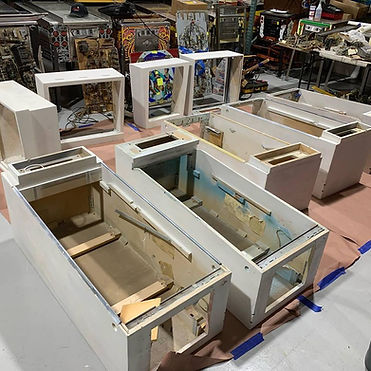 We Build Custom Pinball Machines | Orange County Pinballs