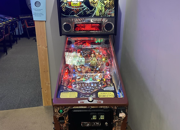 The Walking Dead Pinball Limited Edition