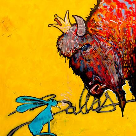 Basquiat & Warhol