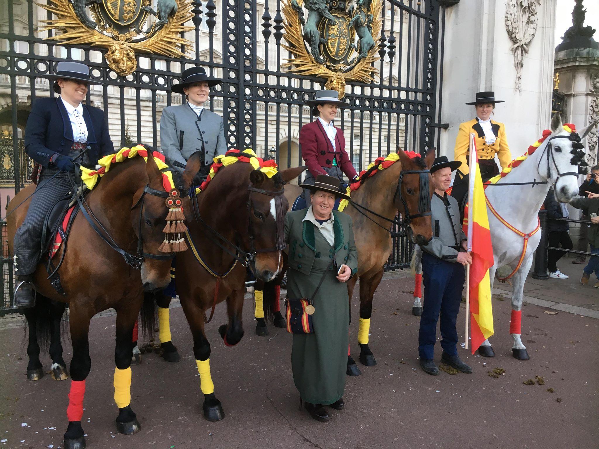 New Years Parade 2019 Buckingham Palace