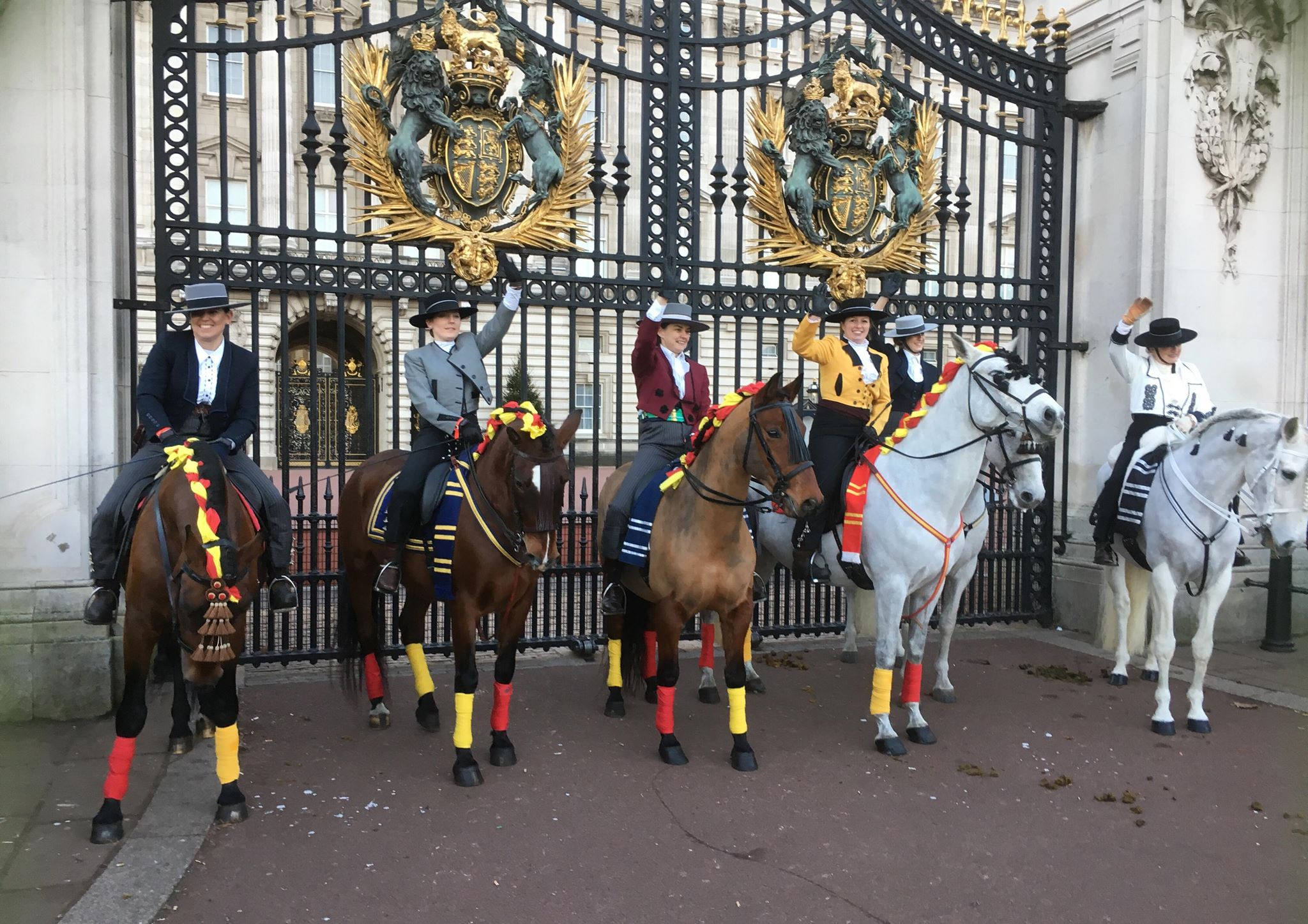 New Years Parade 2019 buckingham palace