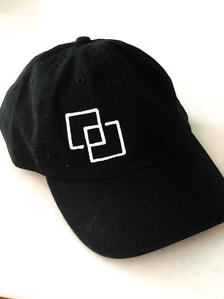 FITSQR HAT BLACK USD