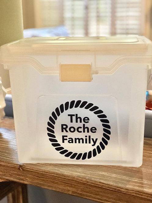 Portable document boxes