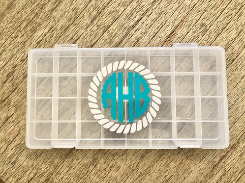 Earring compartment boxes