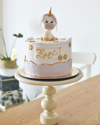 Holčičí dortík