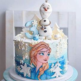 Ledové království Elsa