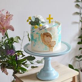 Křtinový dort