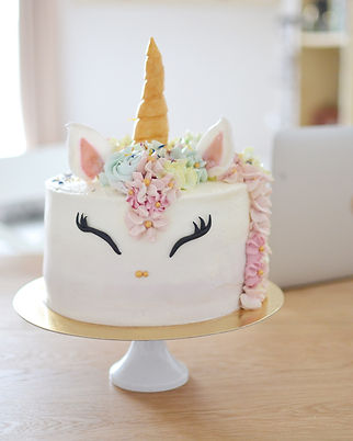 Unicorn dortík