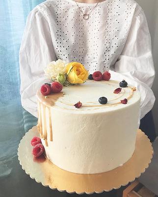 Elegantní dortík