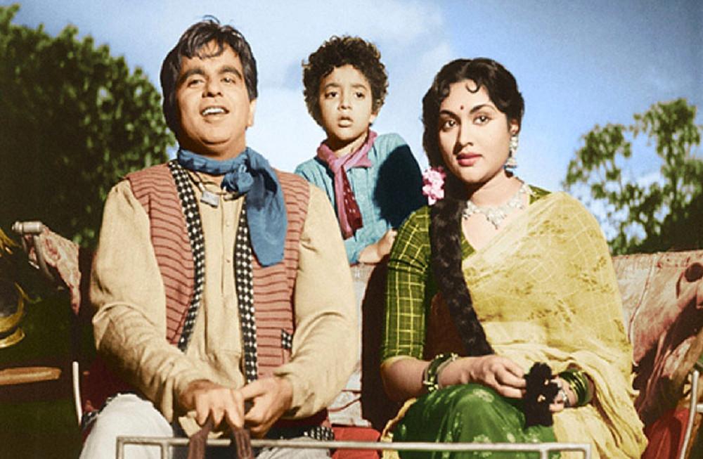 naya daur highestgrossingfilm bollywood dilip kumar vyjayanthimala
