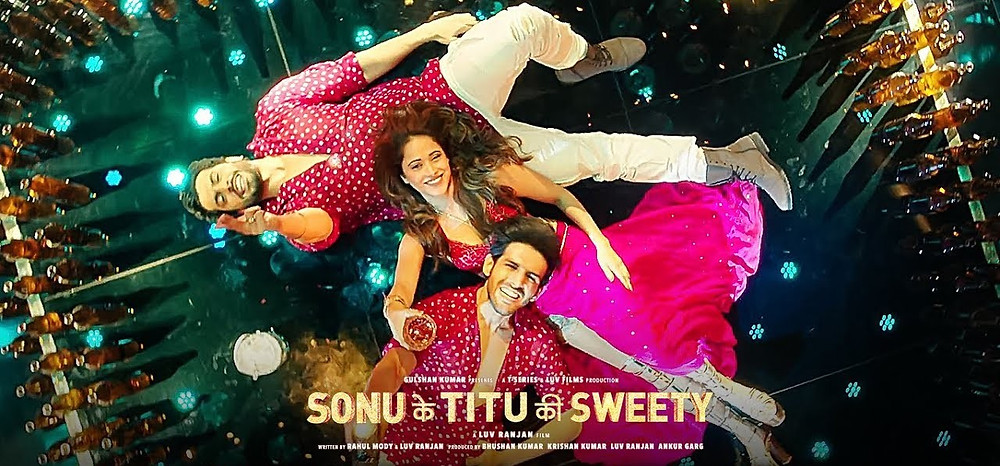 Sony Ke Titu Ki Sweety, Bollywood 2018, Kartik Aaryan, Nushrat Bharucha, Sunny Nijar