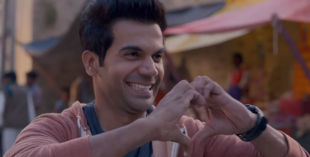 Rajkummar Rao in Stree