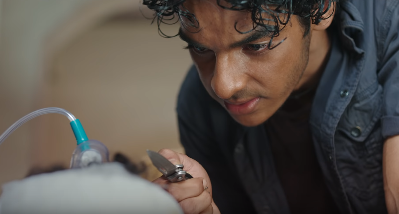 Ishaan Khattar in Beyond the Clouds