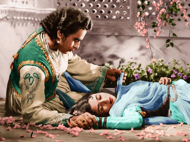 mughal-e-azam highestgrossingfilm bollywood dilip kumar
