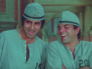 sholay highestgrossingfilm bollywood amitabh bachchan dharmendra