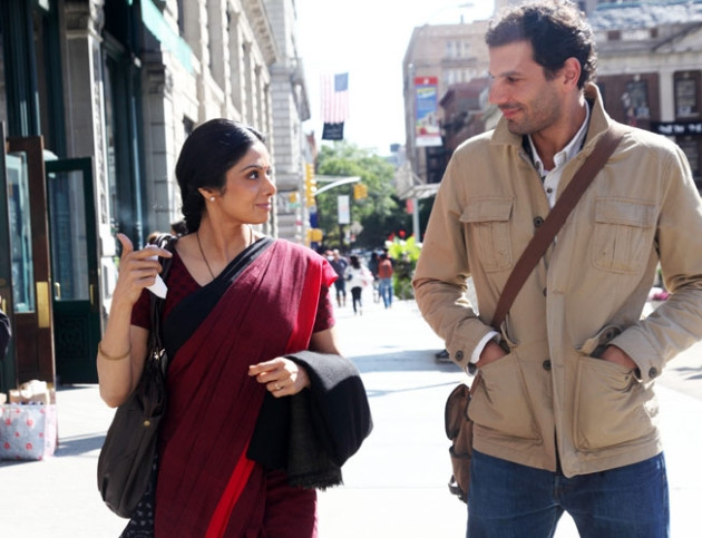 Sri Devi in English Vinglish
