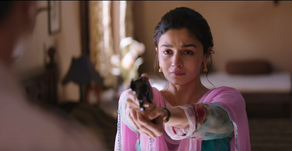 Raazi Review: Now you see me, now you don't