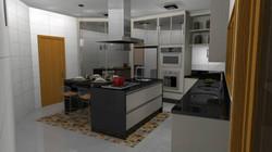 Projetos de Mobiliário - Cozinhas