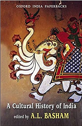 A Cultural History of India (A.L.Basham)