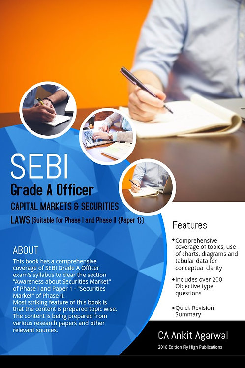 SEBI Grade A Officer - Awareness about Securities Market