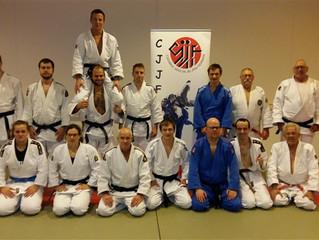 Judo kata en technische training van zaterdag 9 december 2017