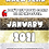 Thumbnail: January Themed Google Classroom Headers Freebie!