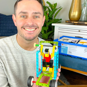 LEGO® Education BricQMotion is the latest addition to LEGO Education's line of STEAM solutions.