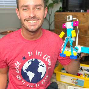LEGO® Education Taps Into Natural Curiosity to Inspire Students to Rebuild the World