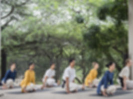 Angamardana Squatting posture
