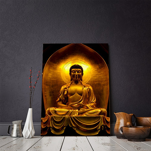 Gautama Buddha Spirit - 1 piece canvas