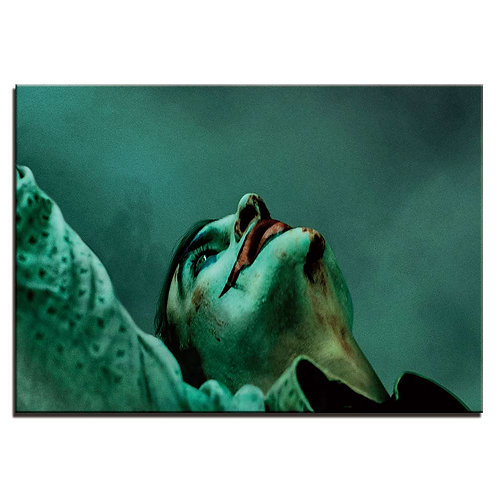 The Joker Free - 1 piece canvas