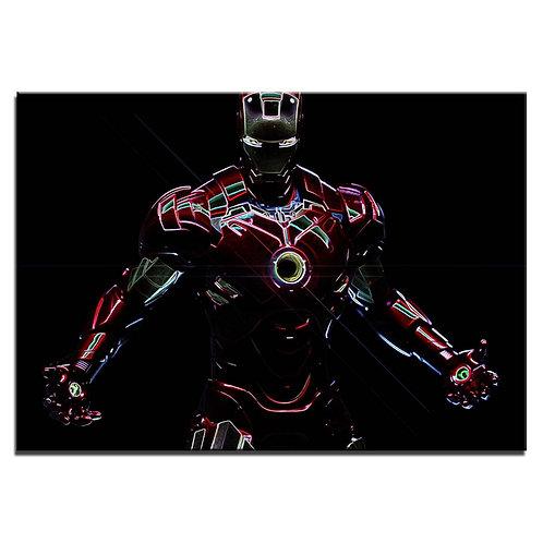 Iron Man the last adventure  -1 piece canvas