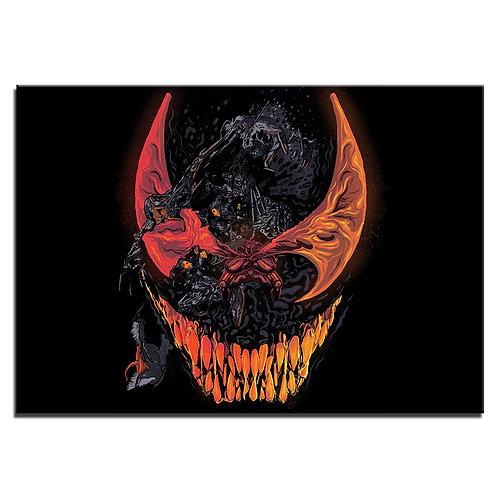 Venom Movie -1 piece canvas